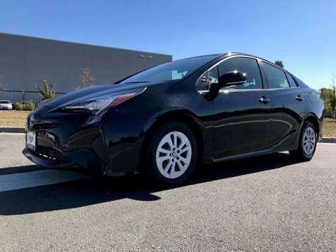 2017 Toyota Prius for sale at Freedom Auto Sales in Chantilly VA