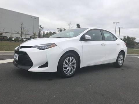 2017 Toyota Corolla for sale in Chantilly, VA