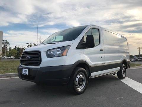 2016 Ford Transit Cargo for sale at Freedom Auto Sales in Chantilly VA