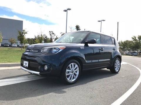2017 Kia Soul for sale at Freedom Auto Sales in Chantilly VA