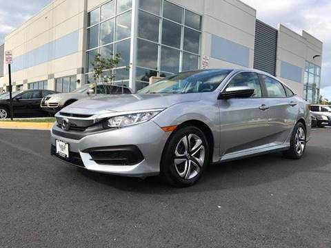 2017 Honda Civic for sale at Freedom Auto Sales in Chantilly VA