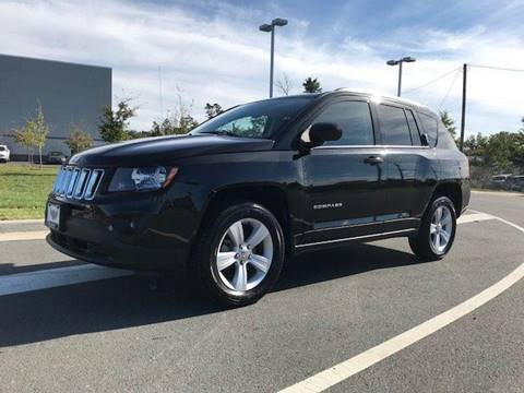 2016 Jeep Compass for sale at Freedom Auto Sales in Chantilly VA