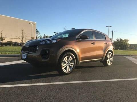 2017 Kia Sportage for sale at Freedom Auto Sales in Chantilly VA