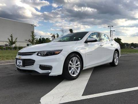 2017 Chevrolet Malibu for sale at Freedom Auto Sales in Chantilly VA