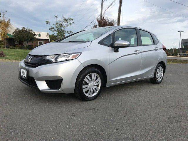 2016 Honda Fit for sale at Freedom Auto Sales in Chantilly VA