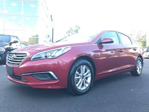 2016 Hyundai Sonata for sale at Freedom Auto Sales in Chantilly VA
