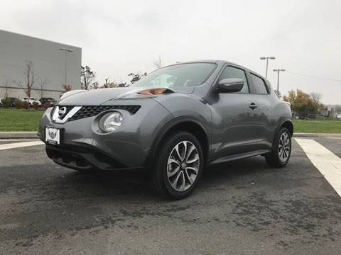 2017 Nissan JUKE for sale at Freedom Auto Sales in Chantilly VA
