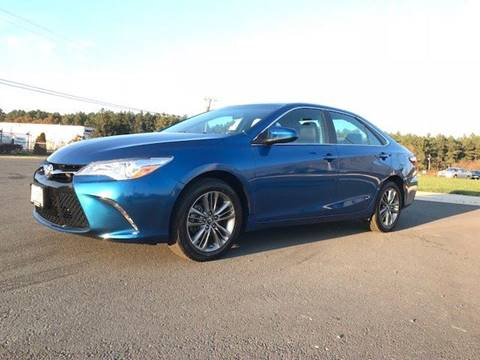 2017 Toyota Camry for sale at Freedom Auto Sales in Chantilly VA
