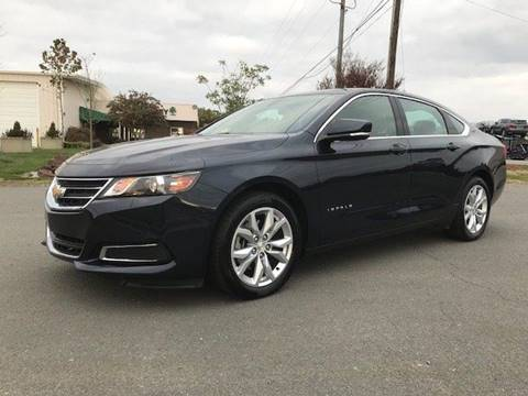 2017 Chevrolet Impala for sale at Freedom Auto Sales in Chantilly VA