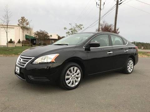 2014 Nissan Sentra for sale at Freedom Auto Sales in Chantilly VA