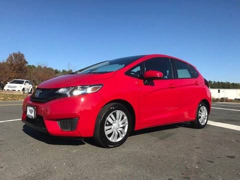 2017 Honda Fit for sale at Freedom Auto Sales in Chantilly VA