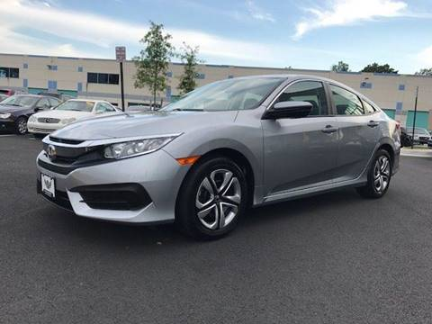 2016 Honda Civic for sale at Freedom Auto Sales in Chantilly VA