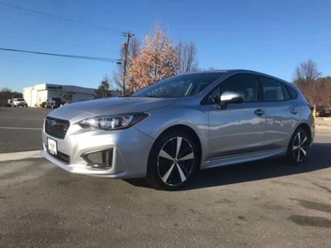 2017 Subaru Impreza for sale at Freedom Auto Sales in Chantilly VA