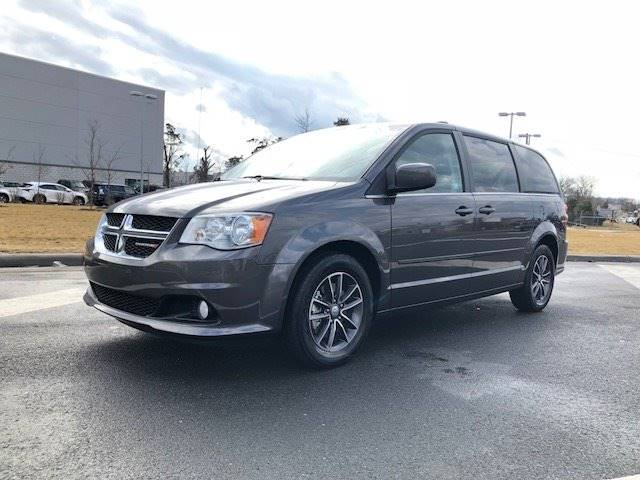 2017 Dodge Grand Caravan for sale at Freedom Auto Sales in Chantilly VA
