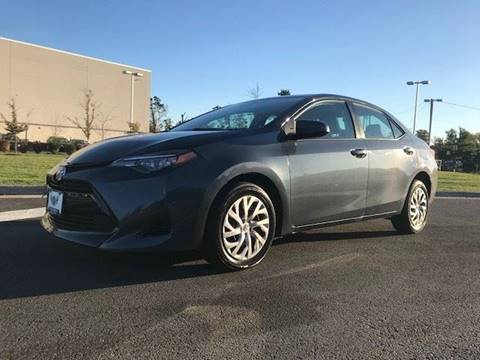 2017 Toyota Corolla for sale at Freedom Auto Sales in Chantilly VA