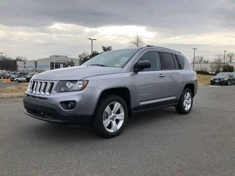 2017 Jeep Compass for sale at Freedom Auto Sales in Chantilly VA