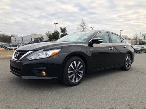 2017 Nissan Altima for sale at Freedom Auto Sales in Chantilly VA