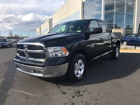 2017 RAM Ram Pickup 1500 for sale at Freedom Auto Sales in Chantilly VA