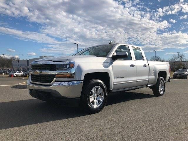 2018 Chevrolet Silverado 1500 for sale at Freedom Auto Sales in Chantilly VA