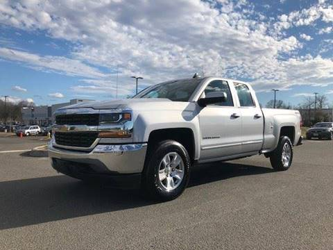 2018 Chevrolet Silverado 1500 for sale at Freedom Auto Sales in Chantilly VA