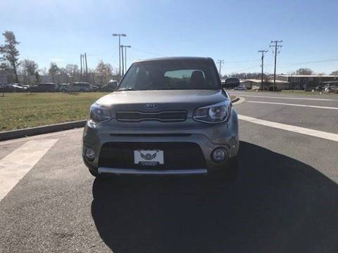 2018 Kia Soul for sale at Freedom Auto Sales in Chantilly VA