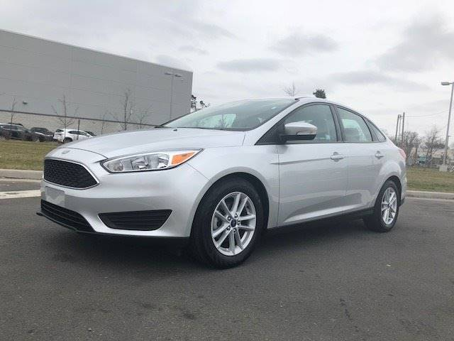 2017 Ford Focus for sale at Freedom Auto Sales in Chantilly VA