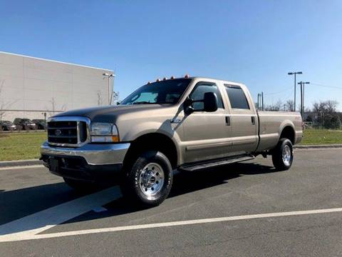 2003 Ford F-350 Super Duty for sale at Freedom Auto Sales in Chantilly VA