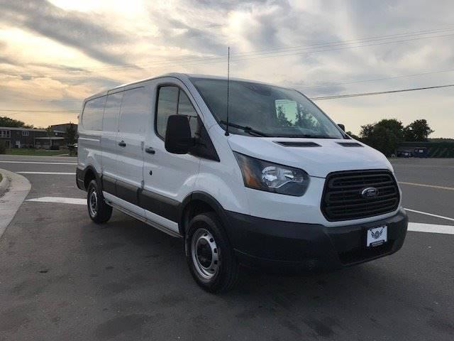 72f23c8365 2017 Ford Transit Cargo 250 3dr LWB Low Roof Cargo Van w 60 40 ...