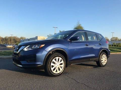 2017 Nissan Rogue for sale at Freedom Auto Sales in Chantilly VA