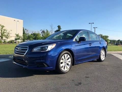 2016 Subaru Legacy for sale at Freedom Auto Sales in Chantilly VA