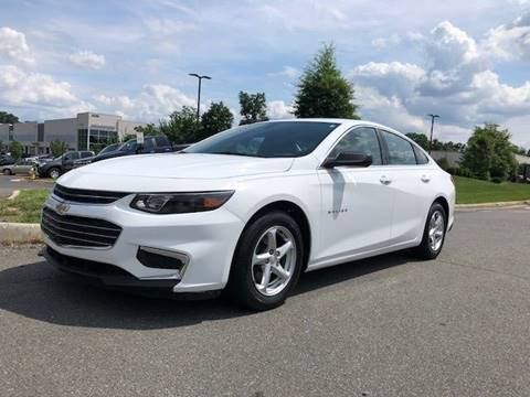 2016 Chevrolet Malibu for sale at Freedom Auto Sales in Chantilly VA