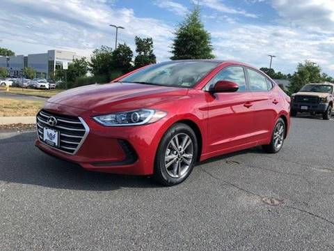 2018 Hyundai Elantra for sale at Freedom Auto Sales in Chantilly VA