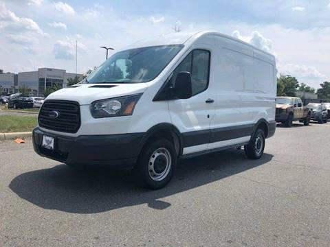2018 Ford Transit Cargo for sale at Freedom Auto Sales in Chantilly VA