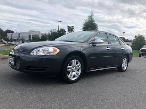 2014 Chevrolet Impala Limited for sale at Freedom Auto Sales in Chantilly VA