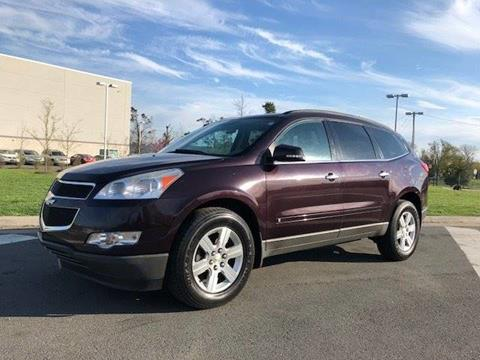 2010 Chevrolet Traverse for sale at Freedom Auto Sales in Chantilly VA