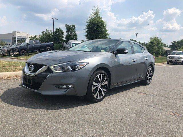 2018 Nissan Maxima for sale at Freedom Auto Sales in Chantilly VA