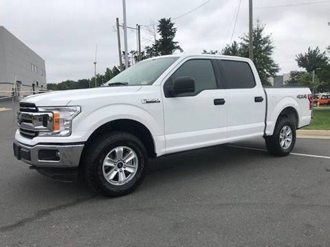 2018 Ford F-150 for sale at Freedom Auto Sales in Chantilly VA