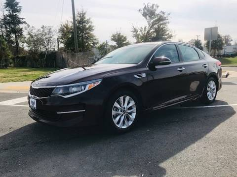 2017 Kia Optima for sale at Freedom Auto Sales in Chantilly VA