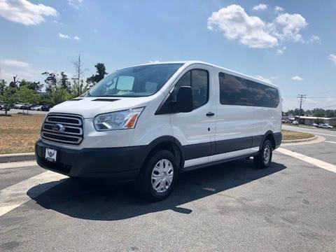 2018 Ford Transit Passenger for sale in Chantilly, VA
