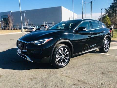 2018 Infiniti QX30 for sale at Freedom Auto Sales in Chantilly VA