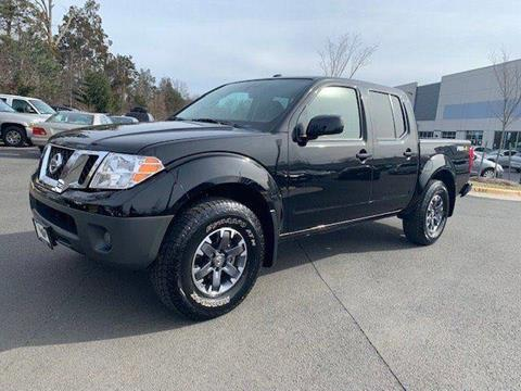 2018 Nissan Frontier for sale in Chantilly, VA