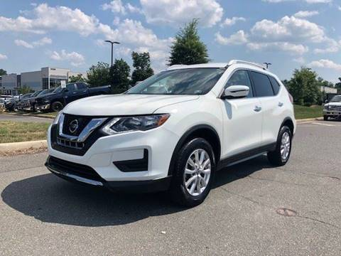 2018 Nissan Rogue for sale at Freedom Auto Sales in Chantilly VA