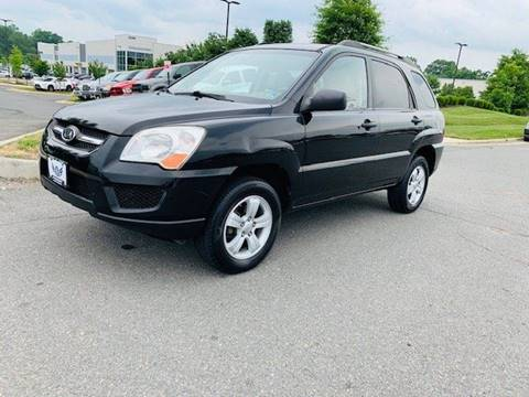 2010 Kia Sportage for sale at Freedom Auto Sales in Chantilly VA