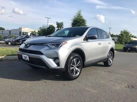 2018 Toyota RAV4 for sale in Chantilly, VA