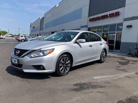 2018 Nissan Altima for sale at Freedom Auto Sales in Chantilly VA