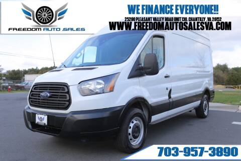 2019 Ford Transit Cargo for sale at Freedom Auto Sales in Chantilly VA