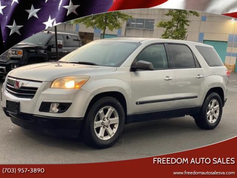 2009 Saturn Outlook for sale at Freedom Auto Sales in Chantilly VA