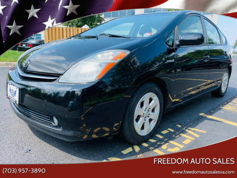 2008 Toyota Prius for sale at Freedom Auto Sales in Chantilly VA