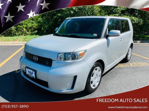 2008 Scion xB for sale at Freedom Auto Sales in Chantilly VA