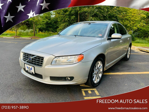 2009 Volvo S80 for sale at Freedom Auto Sales in Chantilly VA